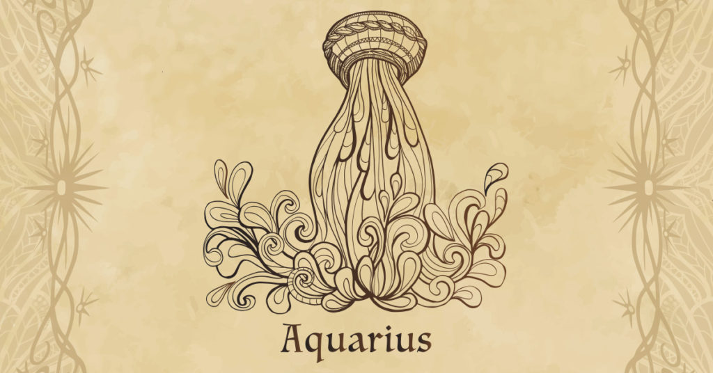 ♒Aquarius Horoscope for today, tomorrow, week 2018 - Love